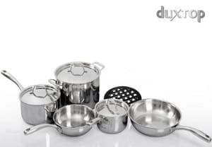 Duxtop Whole-Clad Tri-Ply Stainless Steel 2 pic