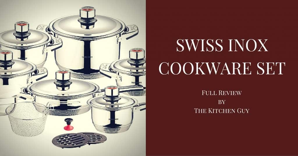 Swiss Inox Cookware Set Review