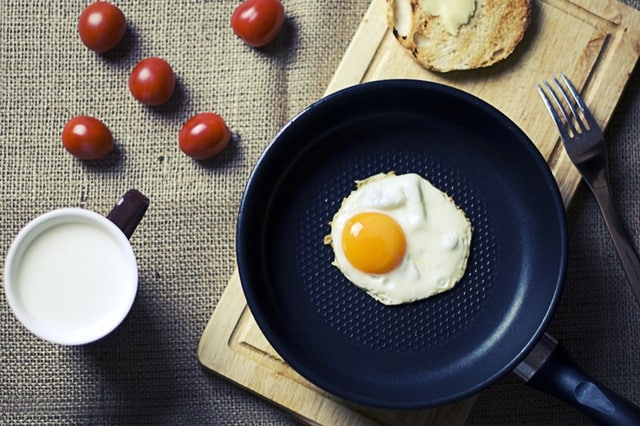 Healthy Breakfast With Eggs Recipes
