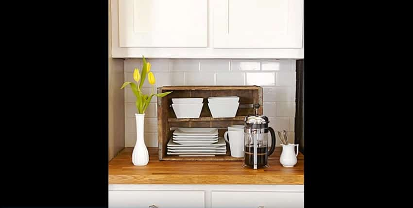 Creative kitchen storage ideas 13