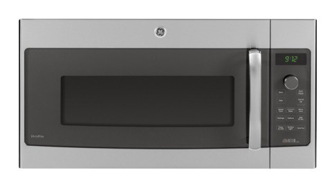 GE PSA9120SFSS Profile Advantium 1.7 Cu. Ft. Stainless Steel Over-the-Range Microwave - Convection
