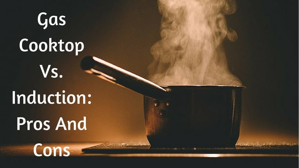 Gas Cooktop Vs. Induction Pros And Cons image of induction cooking