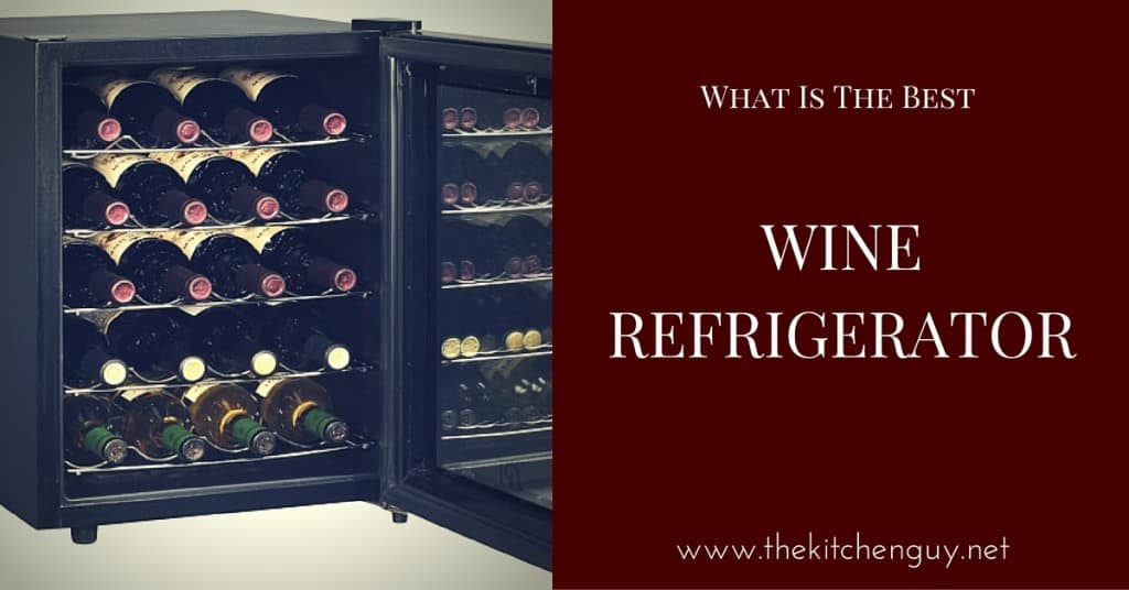 Best wine refrigerator