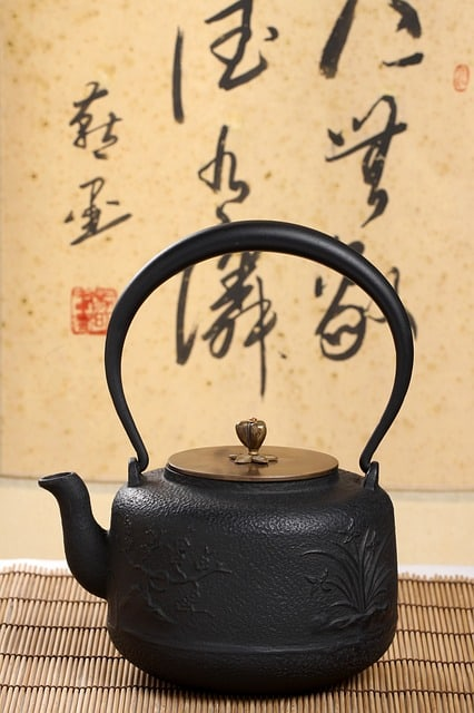 Japan has a rich tea culture