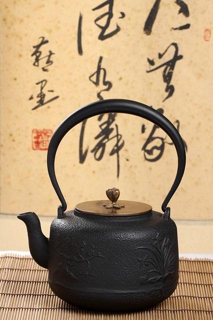 Japan has a rich tea culture