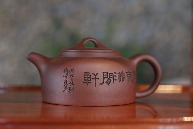Japanese Green Tea Pot