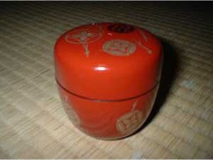 Japanese Tea Caddy