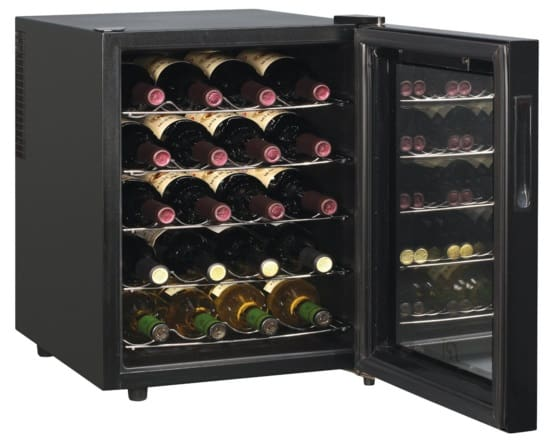 Sunpentown 20-Bottle Wine Cooler