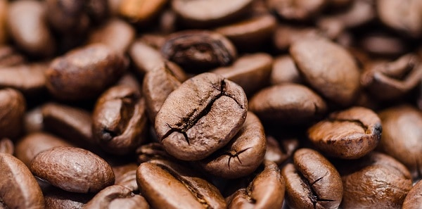 Coffee Beans for a coffee machine