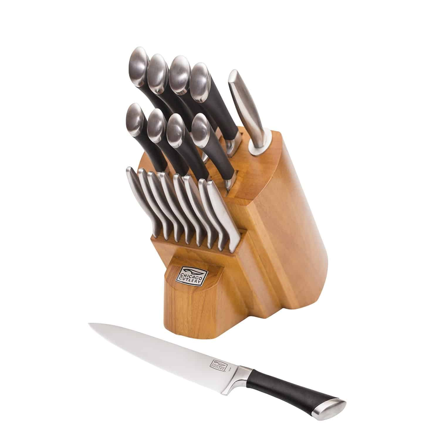 Chicago Cutlery 18-Piece Knife Block Set Review