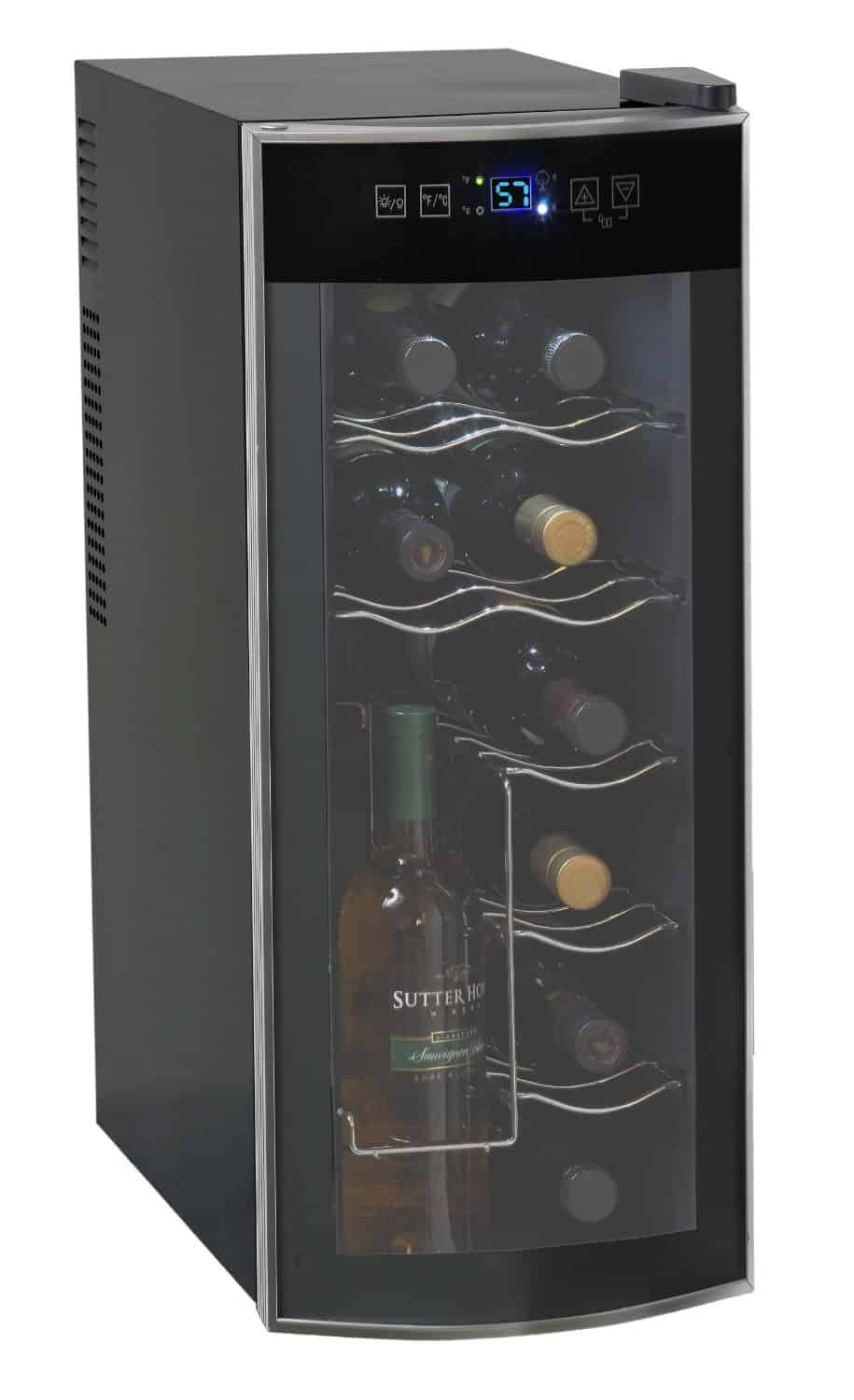 Best Wine Refrigerator: Coolers Reviews & Consumer Reports 4
