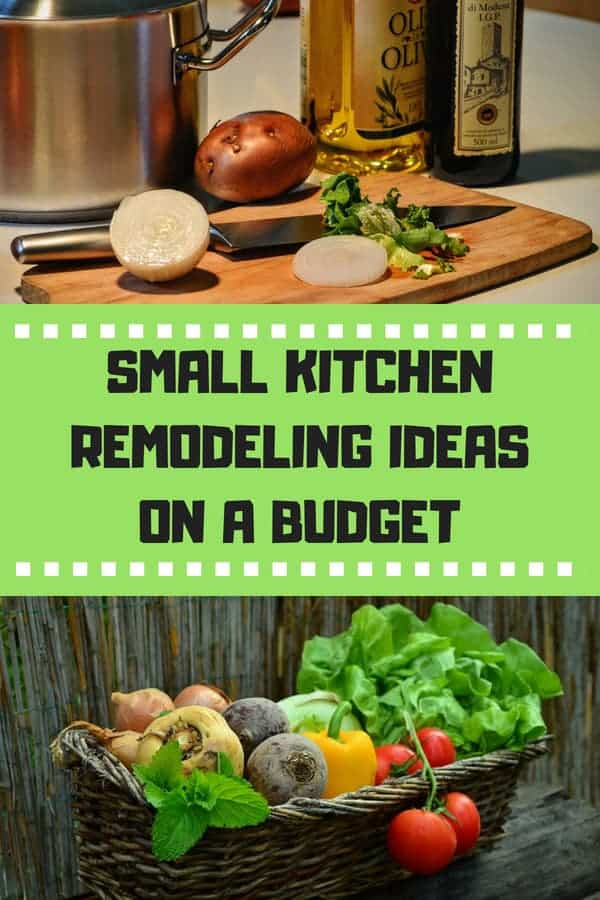 Small Kitchen Remodeling Ideas on a Budget 1